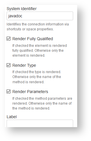 Javadoc link macro projectdoc toolbox wiki macro editor java elements in javadoc malvernweather Image collections