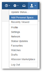 create a diary in a personal space projectdoc toolbox wiki